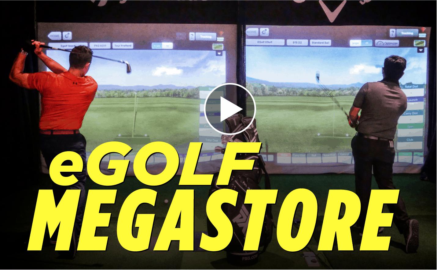 eGolf Megastore, custom-fitting
