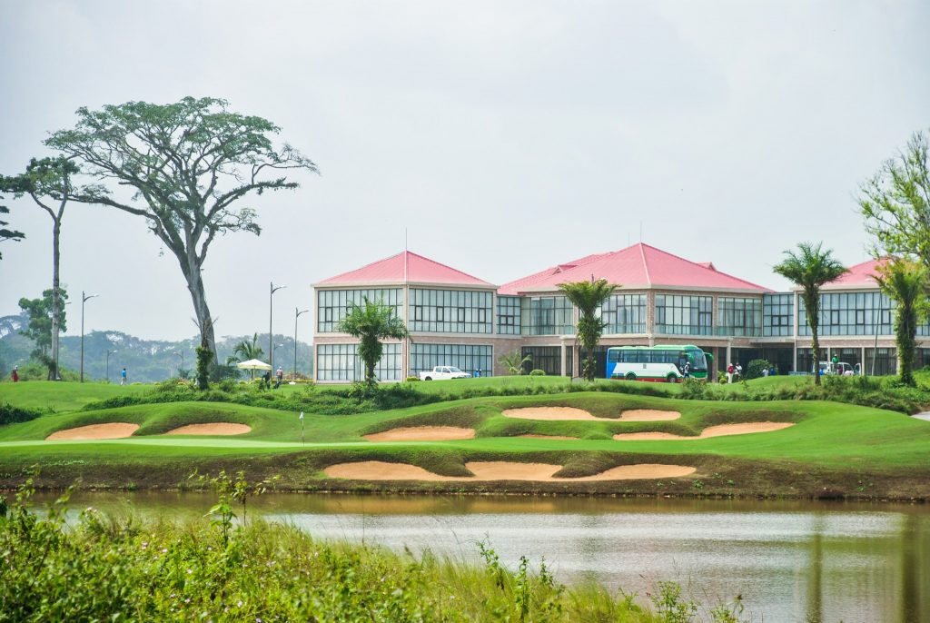 Presidential Golf Course cub house