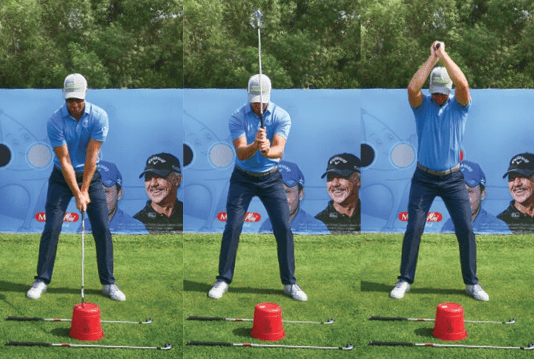 The 'Axe Drill' - Simple but effective way to improve your swing
