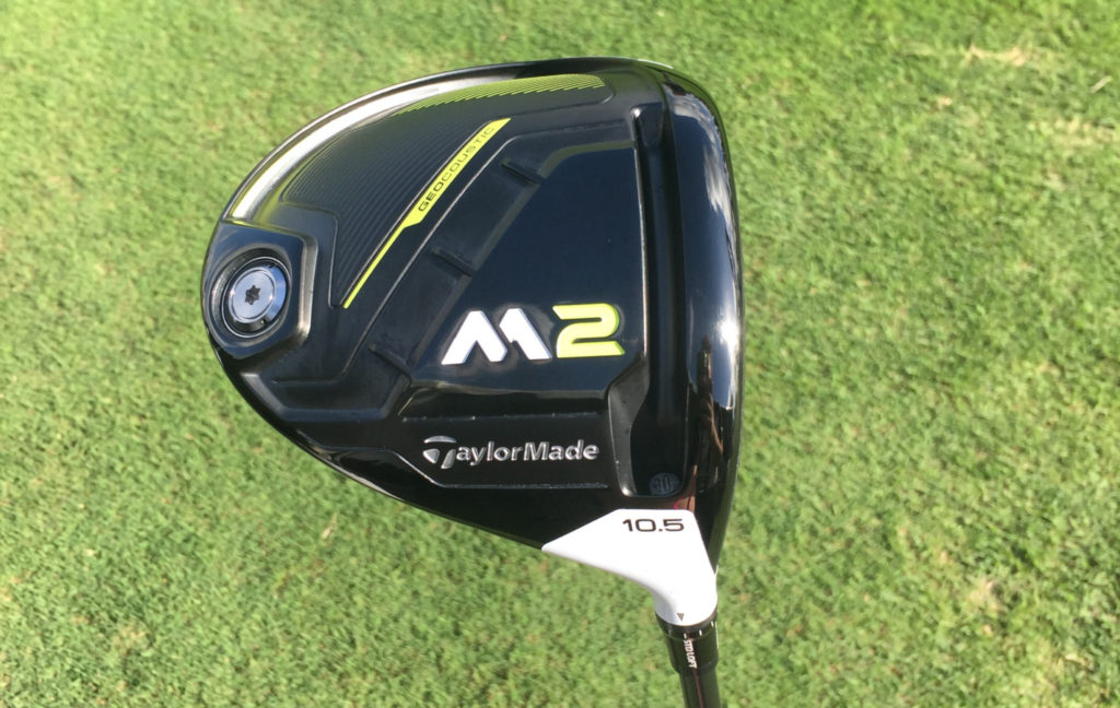 TaylorMade M2 - 5