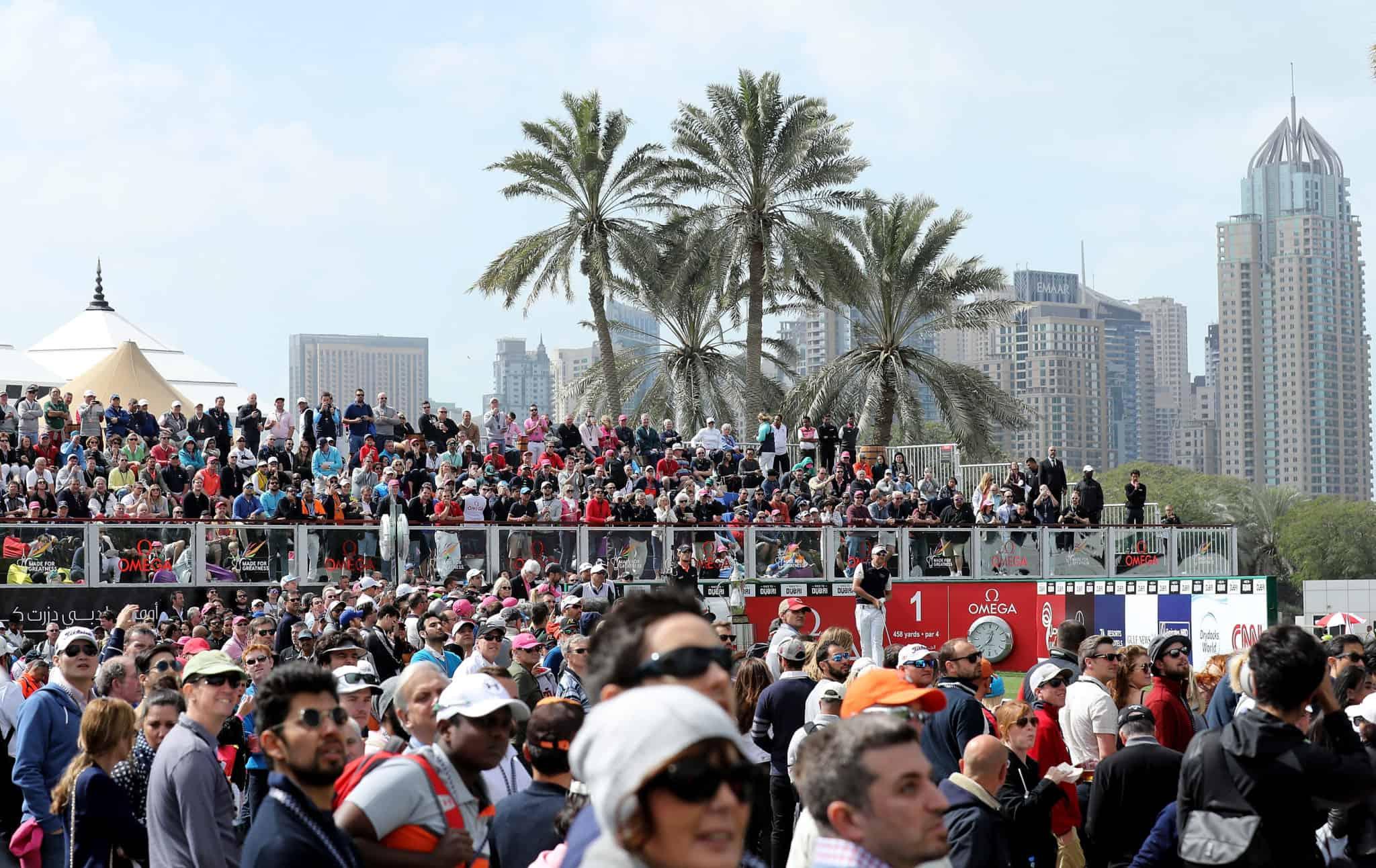 Omega Dubai Desert Classic Tickets Go On Sale Online