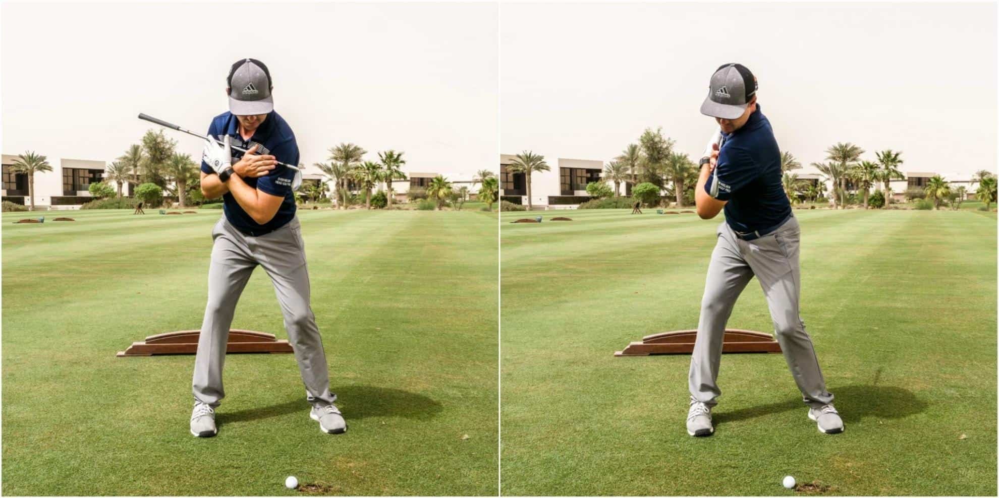 Unlock the power in your golf swing