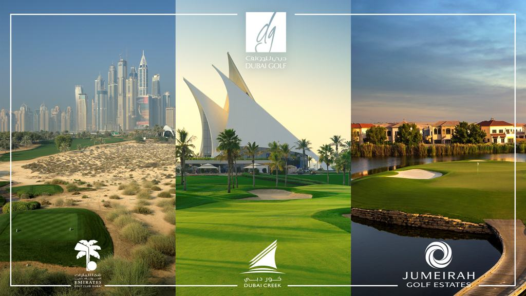 Dubai Golf adds Jumeriah Golf Estates to its portfolio