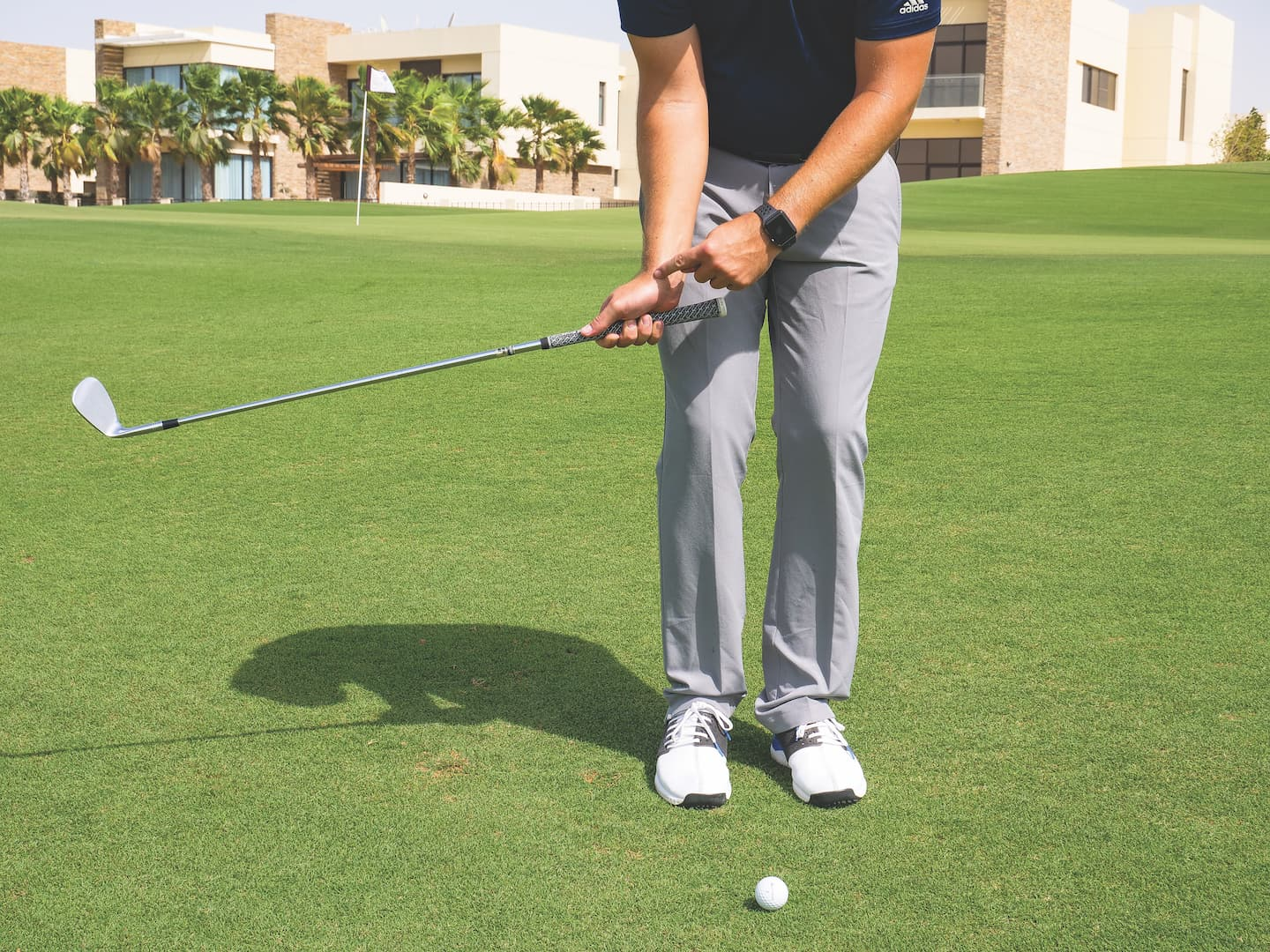 Three steps to a better Chipping Action