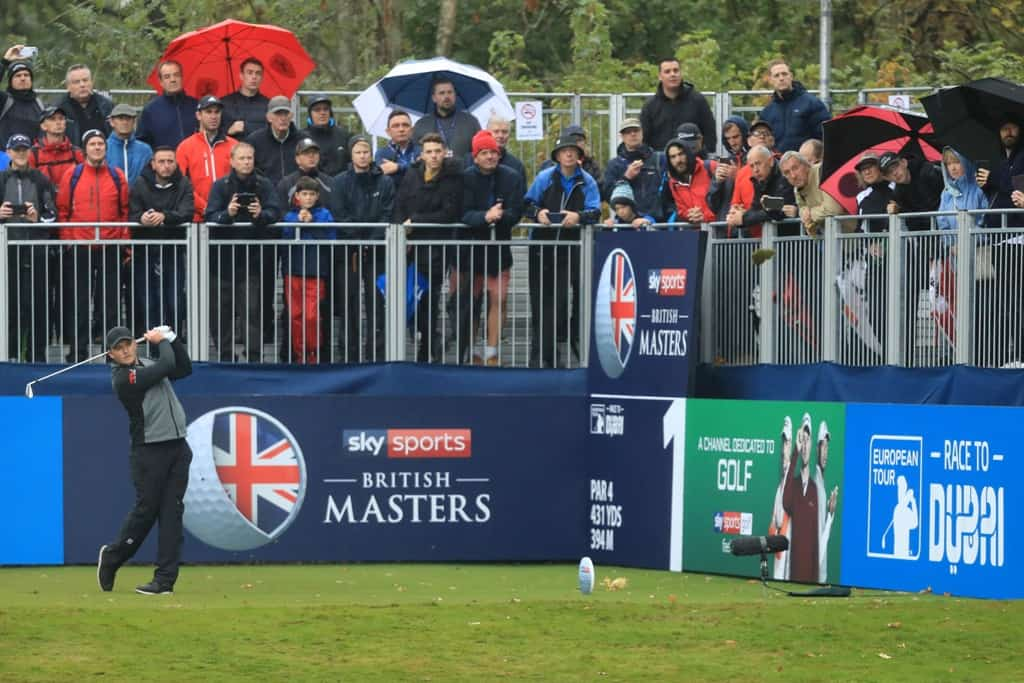 Pepperell surges into Race to Dubai top ten with Sky Sports British Masters triumph