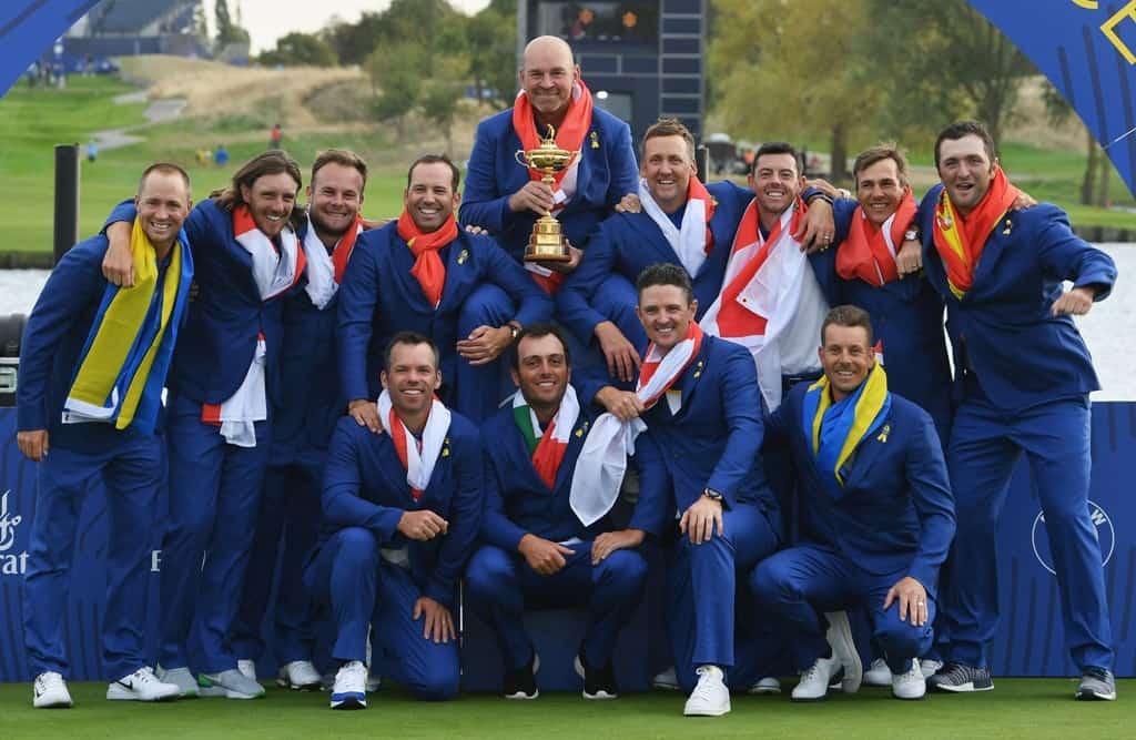 Dp World Tour Championship Set To Host European Ryder Cup