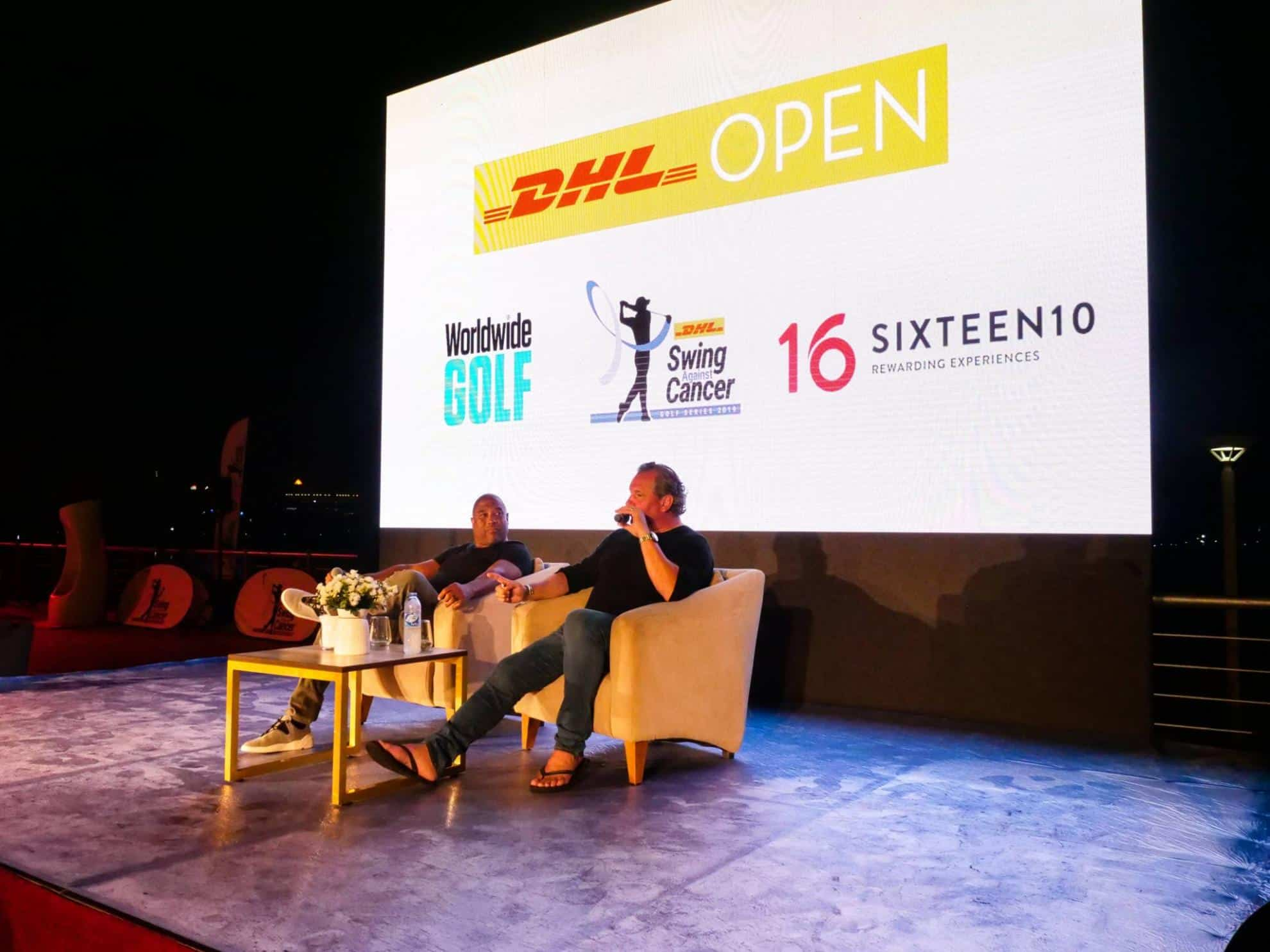 DHL Swing Against Cancer Golf Series goes global with