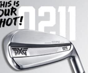 PXG LAUNCH 0211 IRONS TO THE MASS MARKET