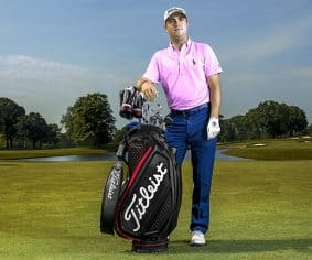 Titleist 2020 Tour Bag paves the way for Jet Black Collection