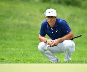 Thorbjorn Olesen suspended by the European Tour after sexual assault charge