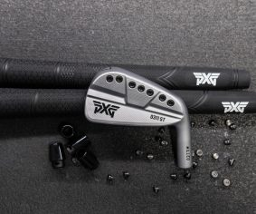 PXG reset image with 100% milled 0311 ST irons