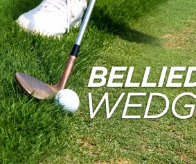 Utilising the Bellied Wedge shot | By Ross McArthur (Trump Dubai)