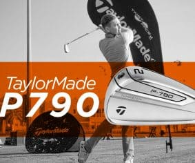 New TaylorMade P790 Irons – Don't mess with what works