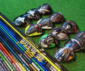 Shafts: How important is shaft choice?