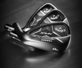 Back in Black – Callaway Apex Smoke 19 review