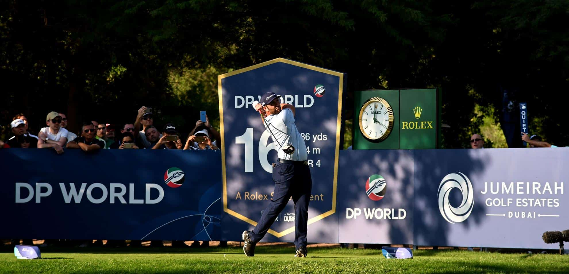 Dp World Tour Championship Set For Enthralling Final Round