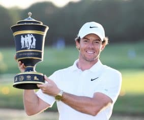 Mcilroy back in hunt for fourth Race to Dubai title