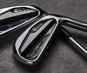 T100S IRONS BY TITLEIST FOR MORE FORGED DISTANCE