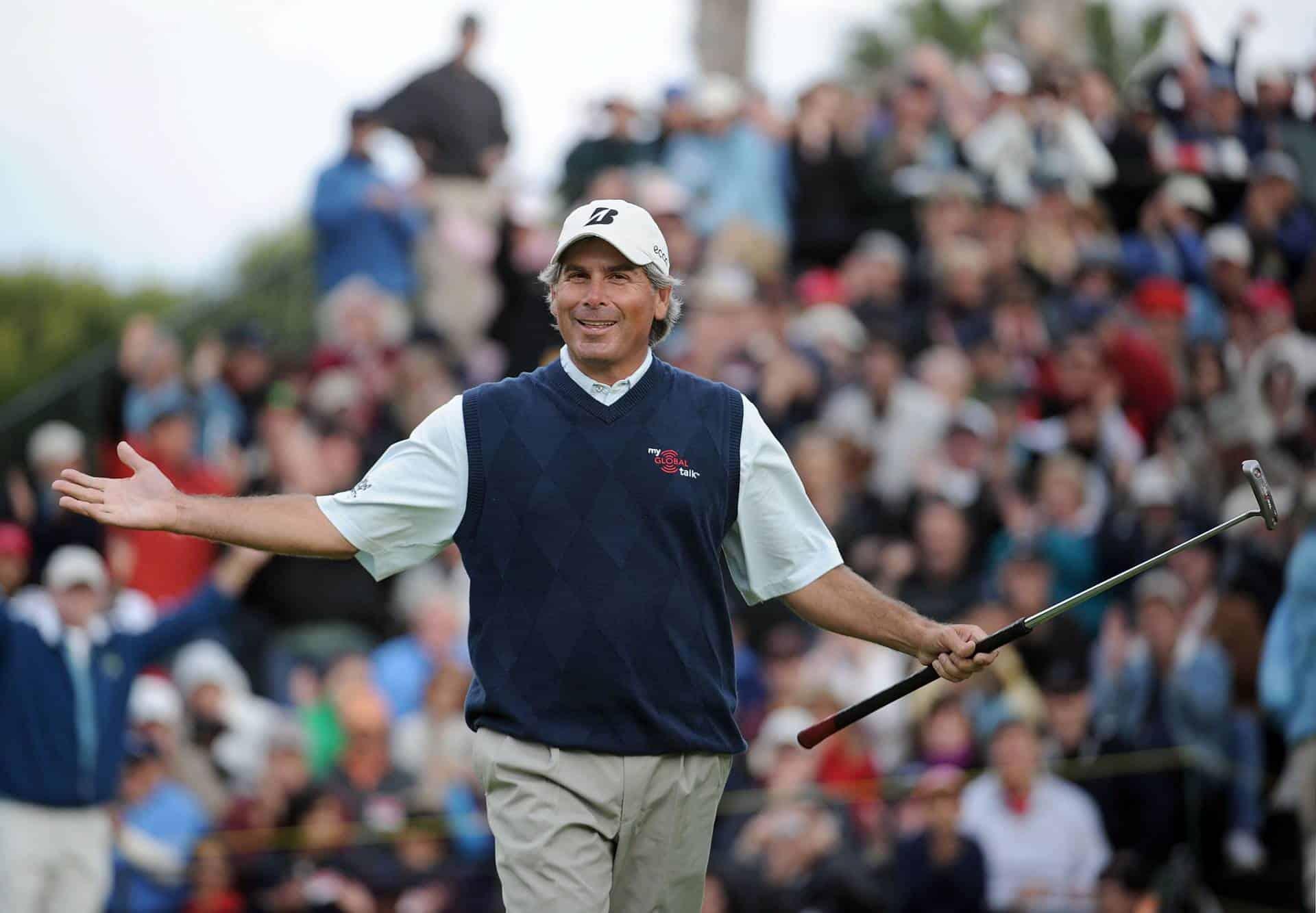 richest golfers