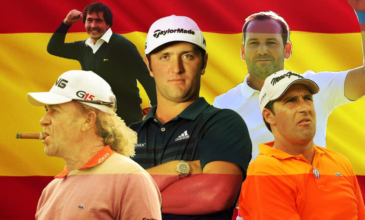 Spain's greatest golfer