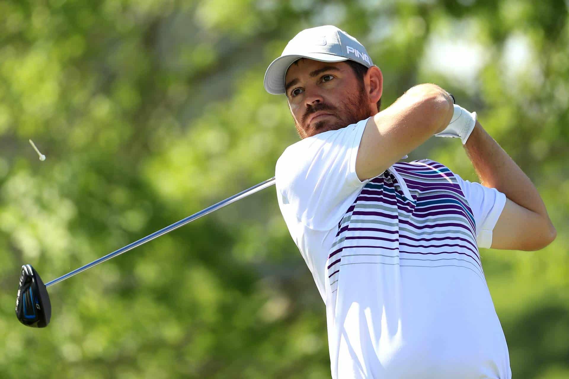 Louis Oosthuizen golf swing