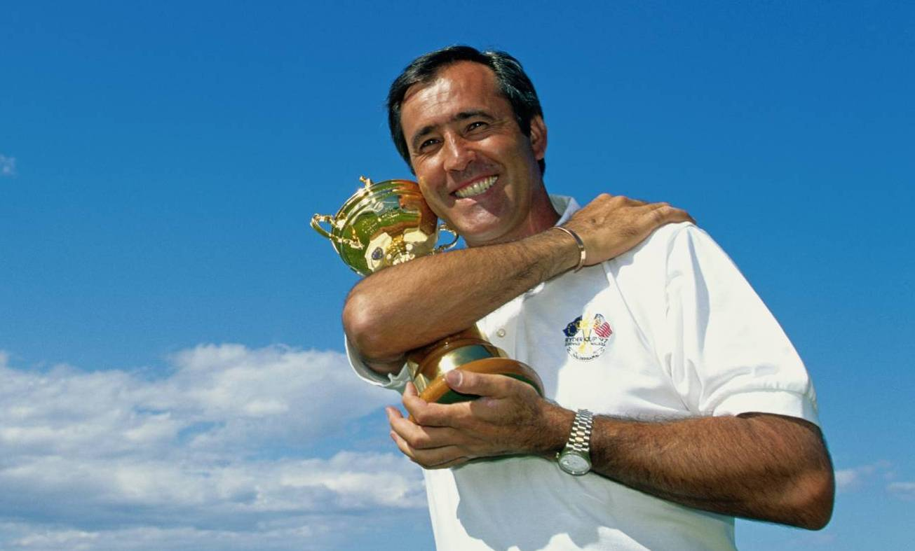 Pete Cowen Ryder Cup