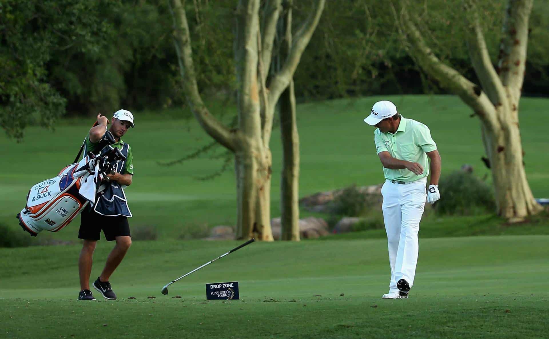 PGA Tour mic'd