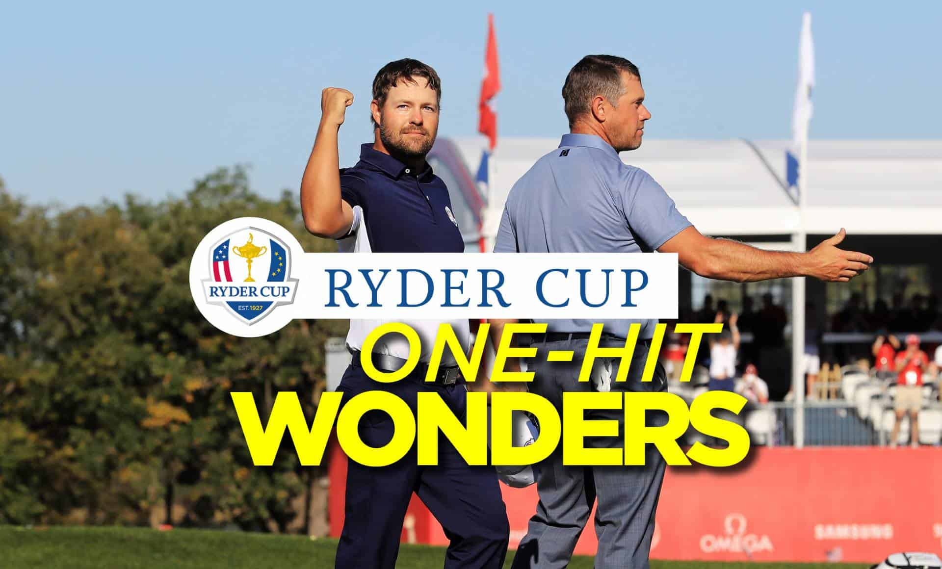 Ryan Moore Ryder Cup