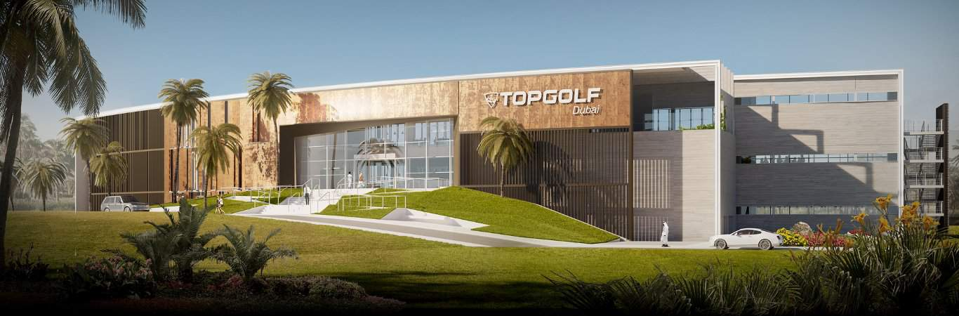 Topgolf front