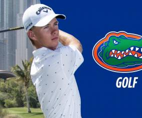 Dubai 16-year-old star Toby Bishop commits to The University of Florida