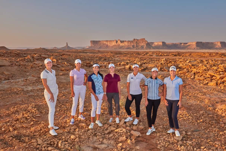 Saudi Arabia Ladies European Tour