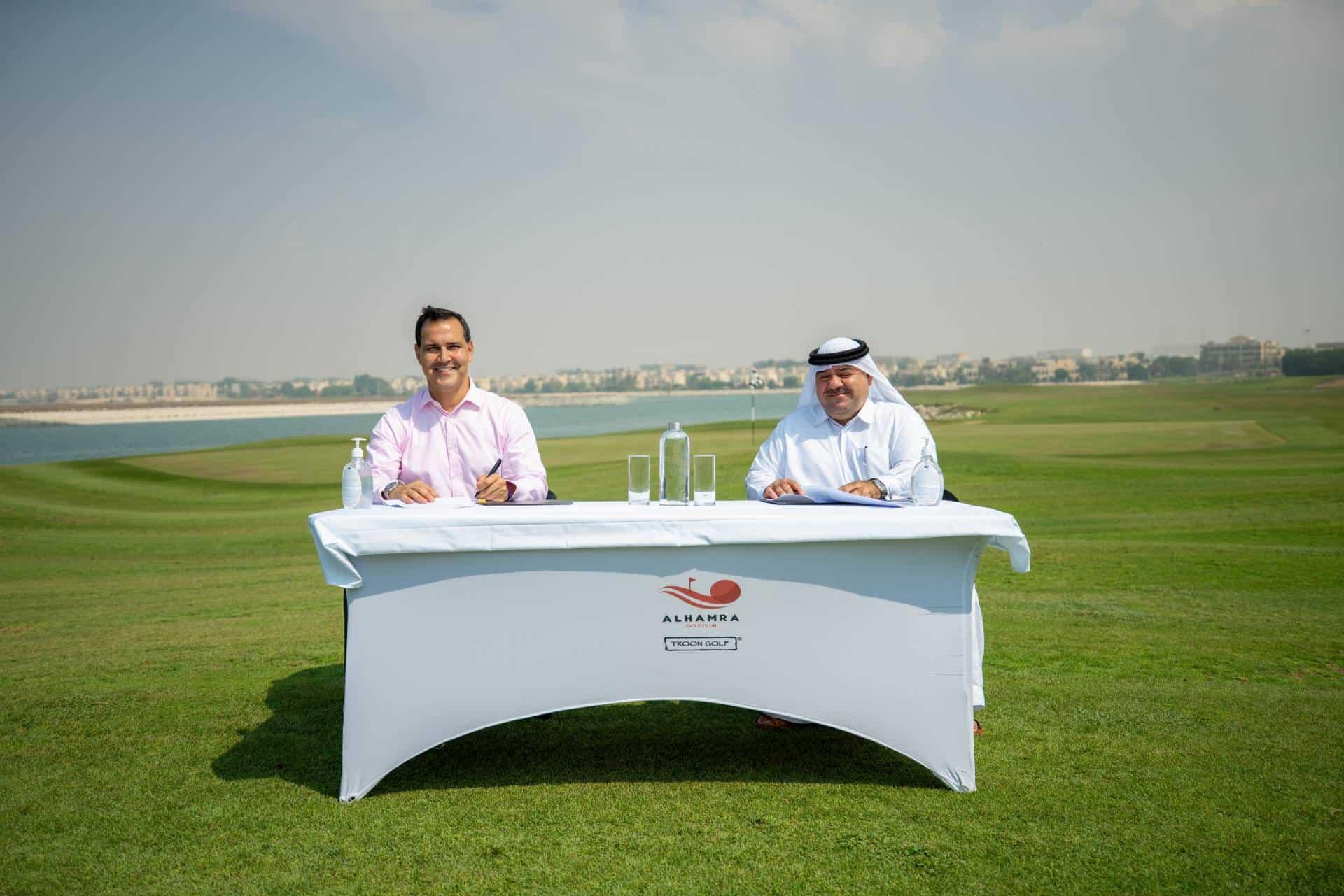 UAE World Amateur Junior Golf Championship