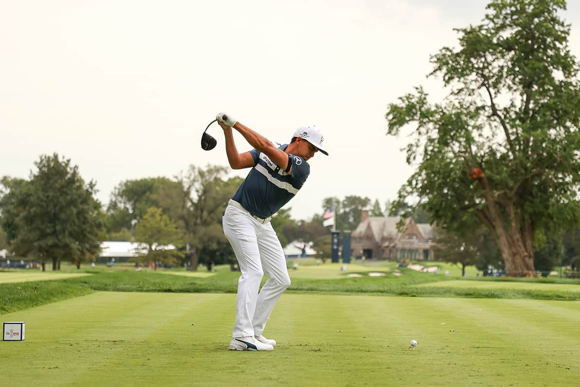 Rickie Fowler US Open