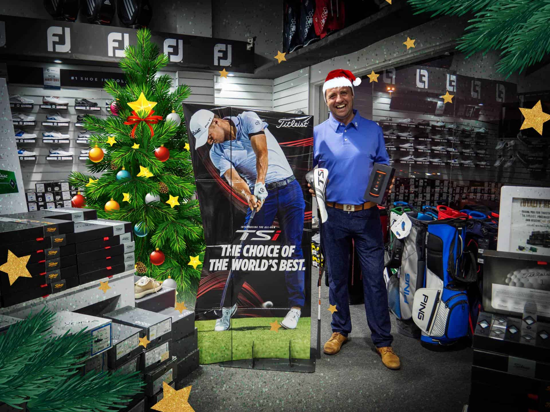 Christmas Golf Superstore