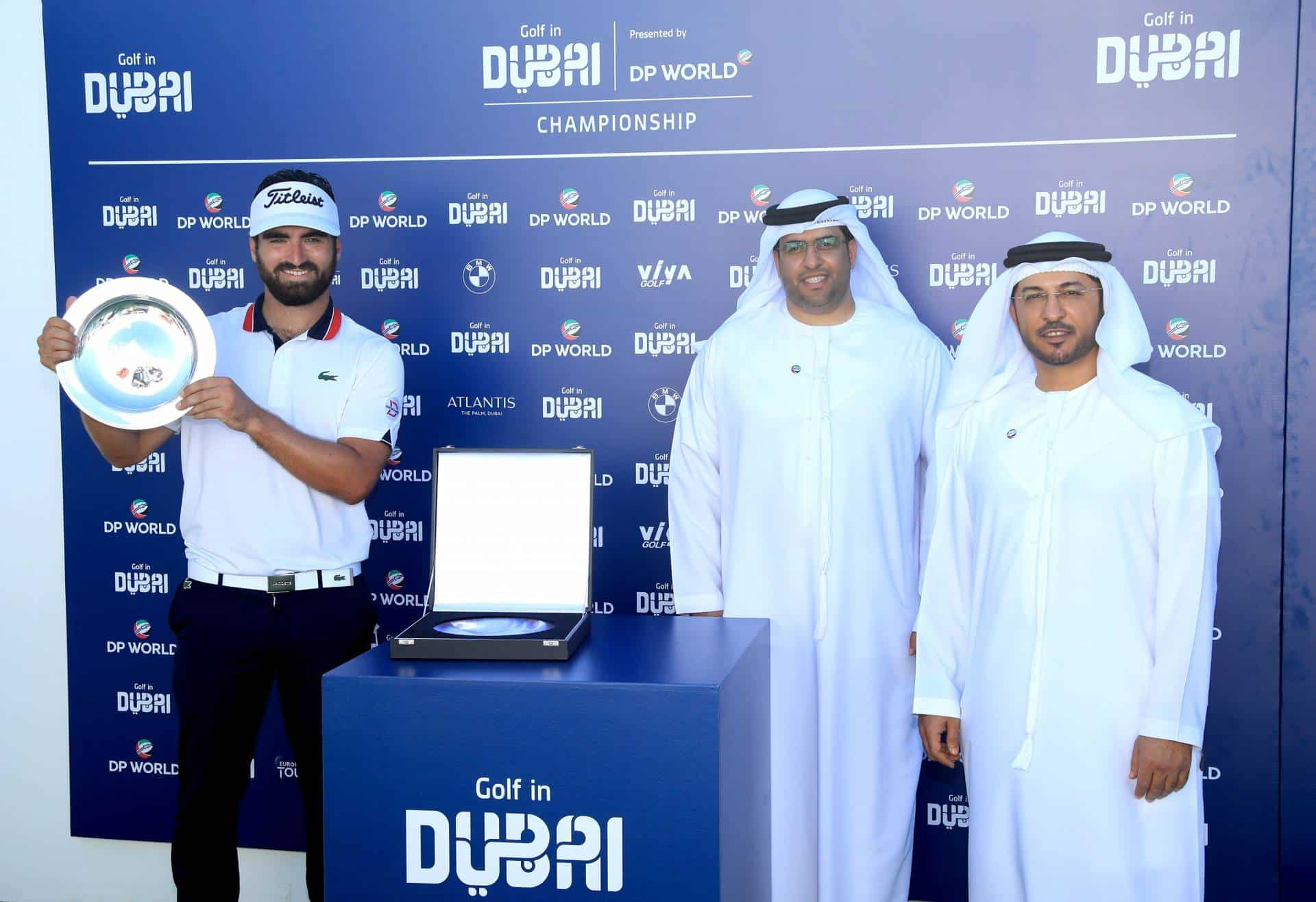 Golf in Dubai Championship presented by DP World