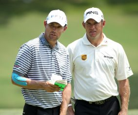Padraig Harrington – Everything about Westwood playing well is a bonus for me
