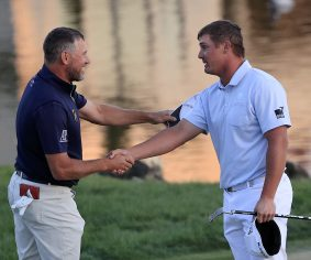 Westwood and DeChambeau set for rematch at Players Championship