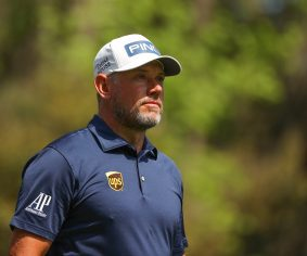 Lee Westwood – I hate to say it, age is catching up with me