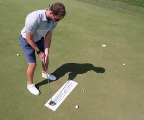 Sink more putts   By Jackson Bell