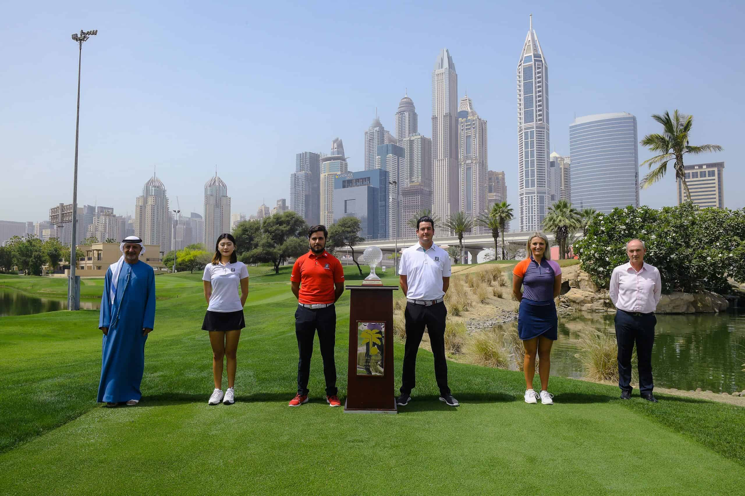 Dubai Golf Trophy
