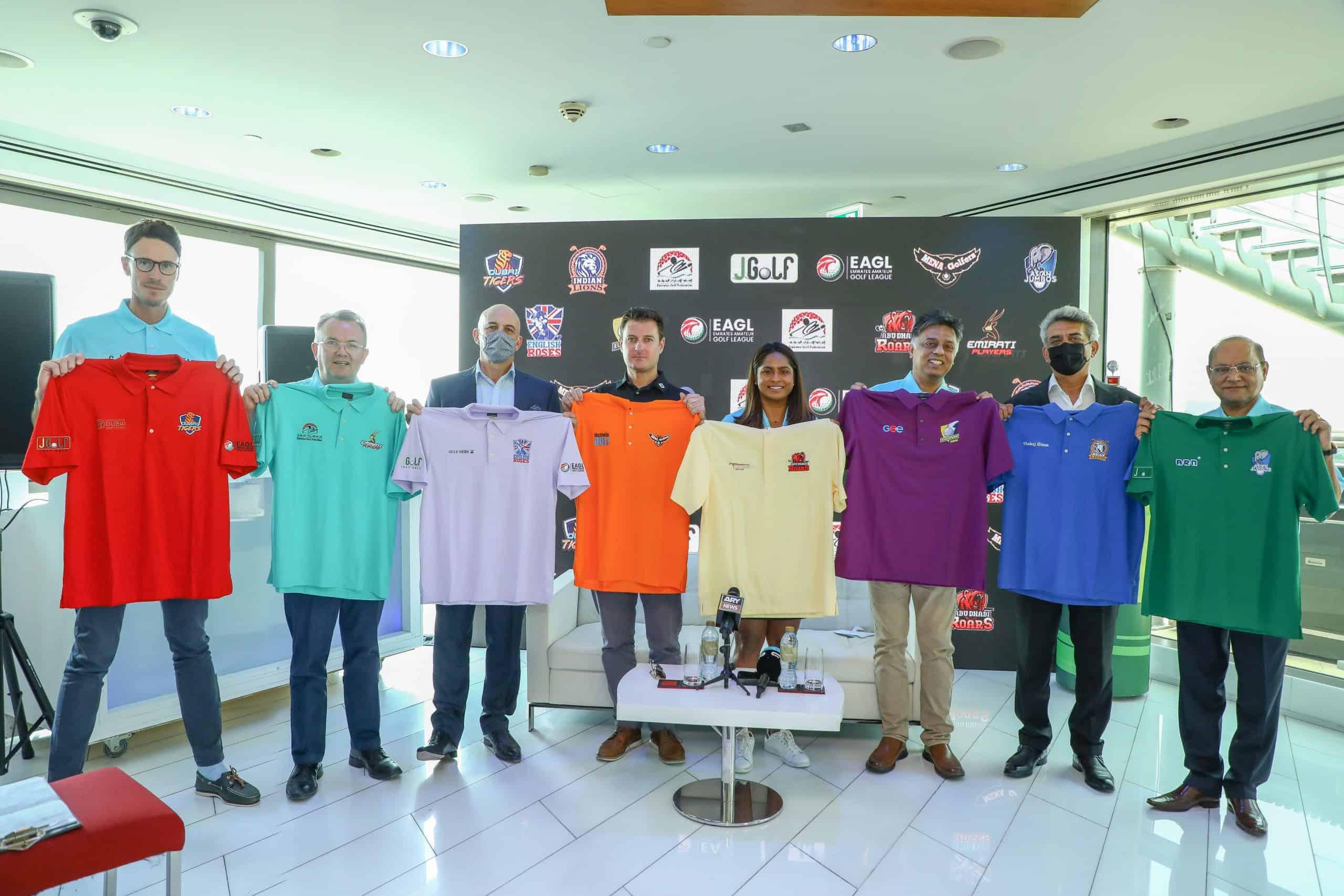 Emirates Amateur Golf League Mini-Series