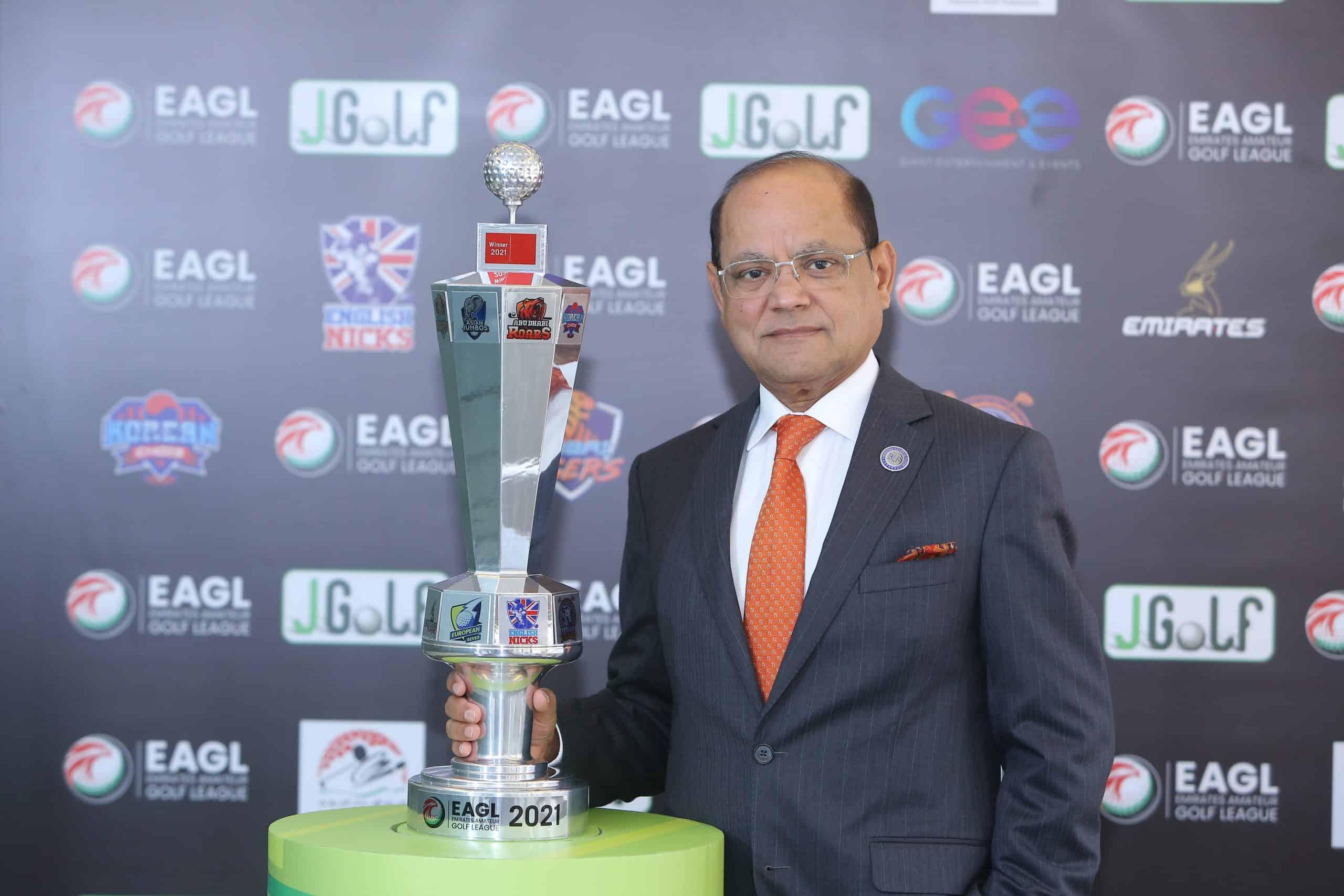 Emirates Amateur Golf League Dubai