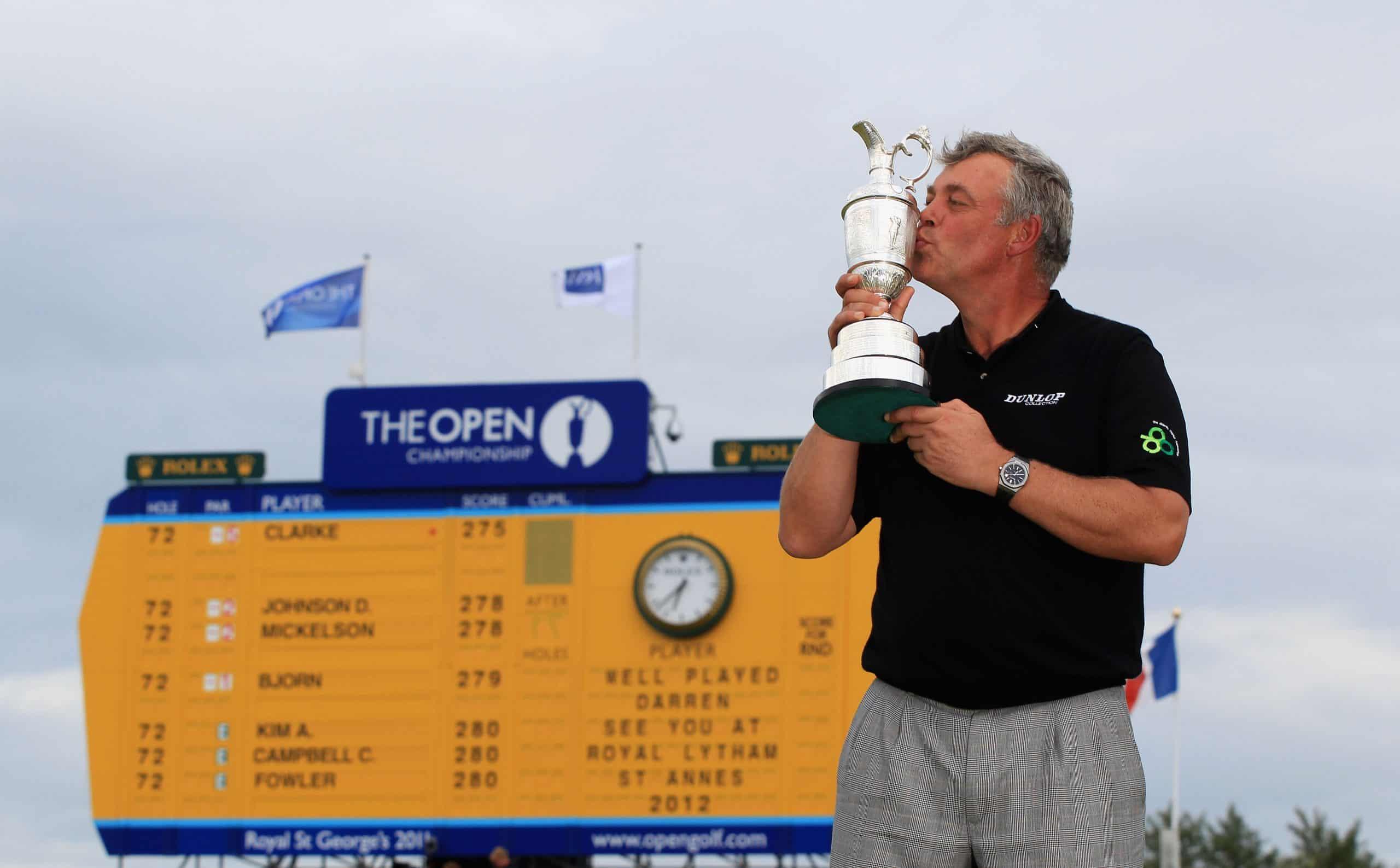 2011 Open Clarke