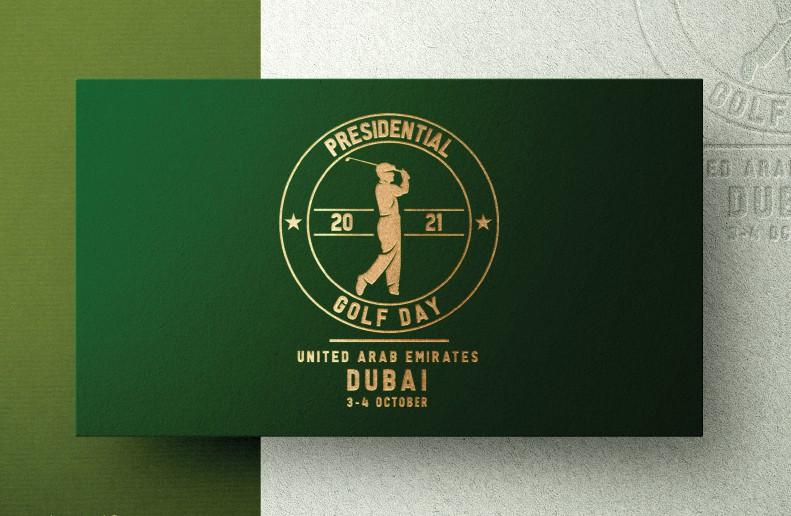 Presidential Golf Day UAE