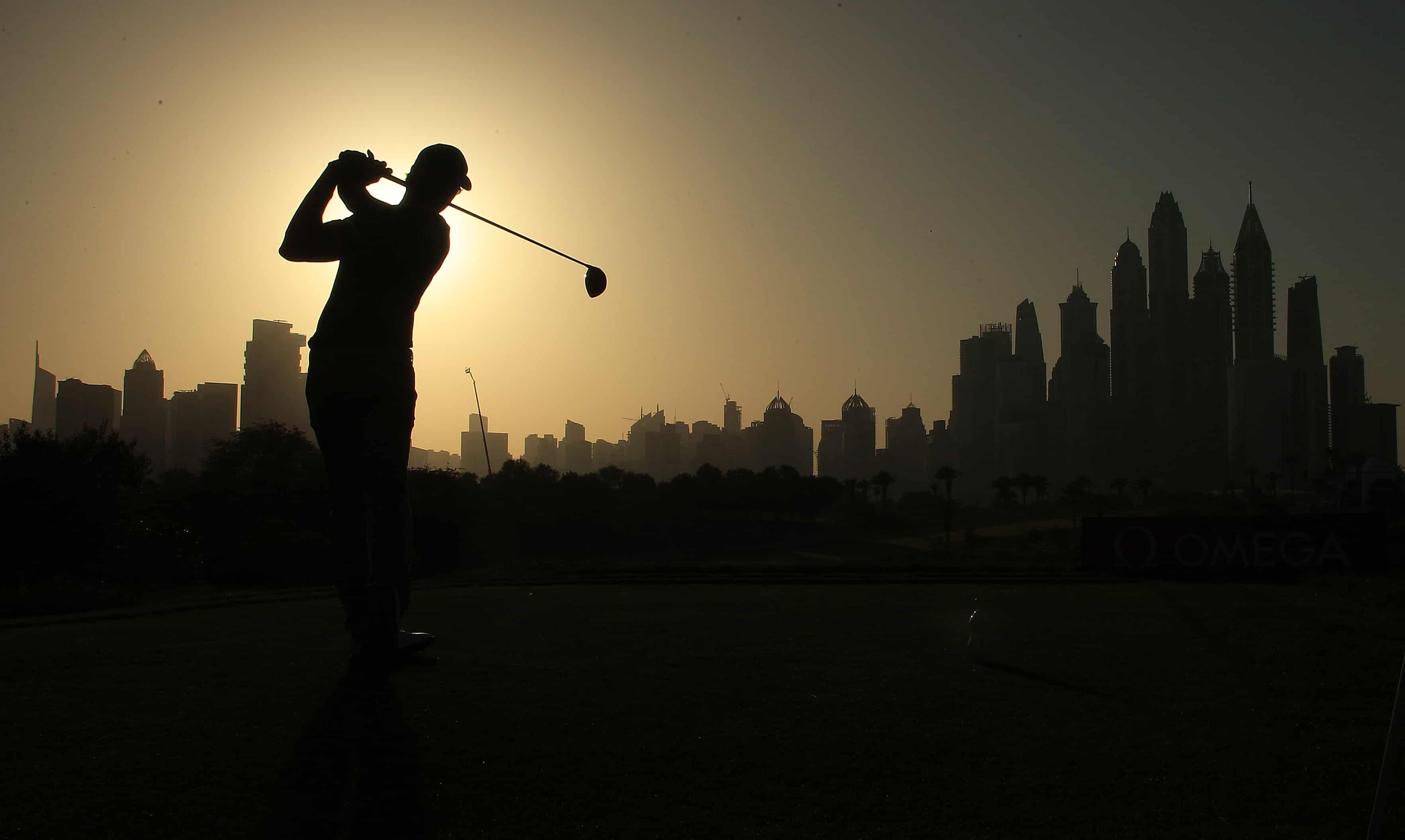 Slync.io Dubai Desert Classic