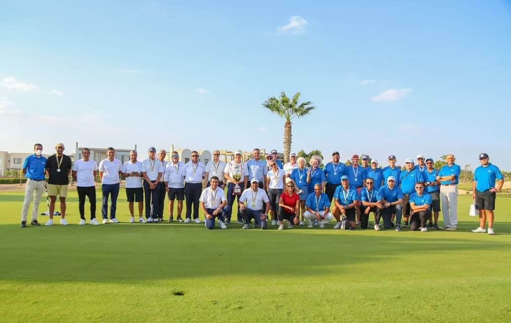 Egypt Troon Cup
